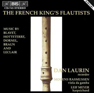 The French King's Flautists Product Image