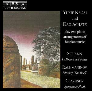 Two-piano arrangements of Russian music Product Image