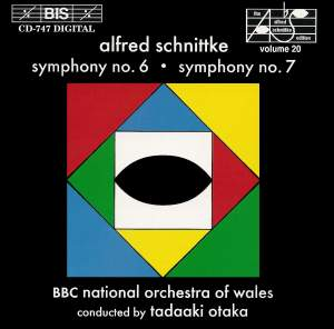 Schnittke - Symphonies Nos. 6 & 7 Product Image