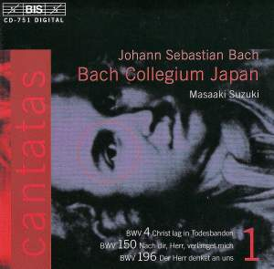 Bach - Cantatas Volume 1 Product Image
