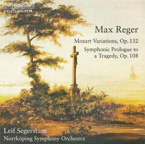 Reger: Variations & Fugue and Symphonic Prologue Product Image