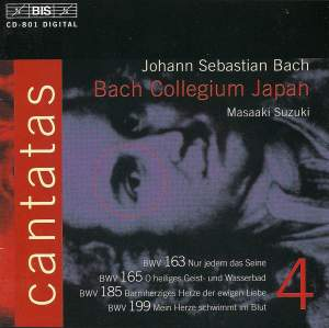 Bach - Cantatas Volume 4 Product Image