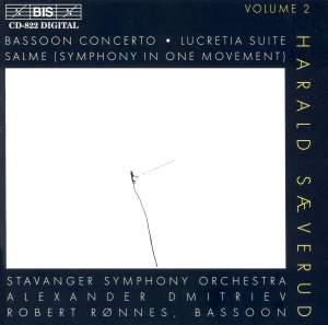 Harald Saeverud: Orchestral Works