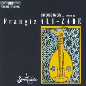 Crossings - Music by Frangiz Ali-Zade Product Image