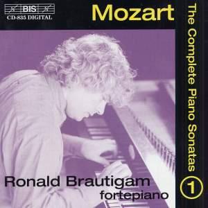Mozart - Complete Piano Sonatas Volume 1 Product Image