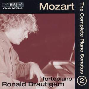 Mozart - Complete Piano Sonatas Volume 2