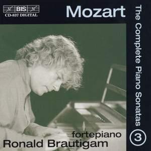Mozart - Complete Piano Sonatas Volume 3