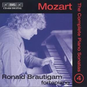 Mozart - Complete Piano Sonatas Volume 4