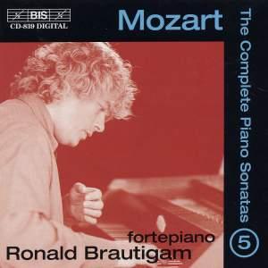 Mozart - Complete Piano Sonatas Volume 5