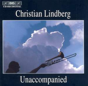 Christian Lindberg Unaccompanied Product Image