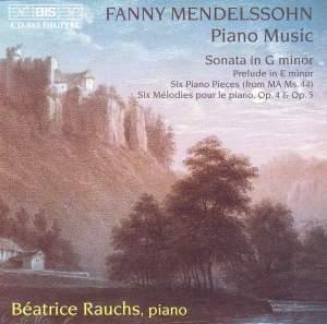 Fanny Mendelssohn - Piano Music Product Image
