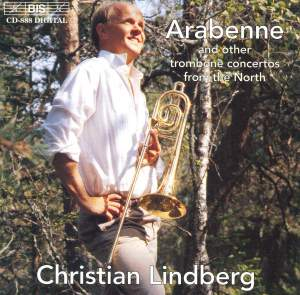 Arabenne and other Trombone Concertos from the North Product Image