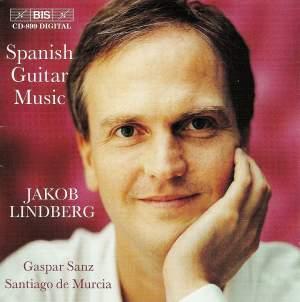 Spanish Guitar Music Product Image