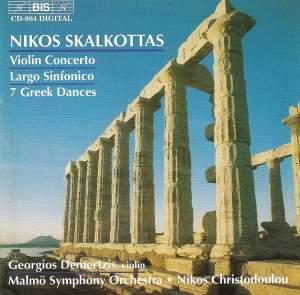 The Music of Nikos Skalkottas