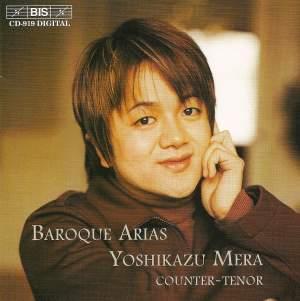 Baroque Arias for Counter-tenor - Vol.1