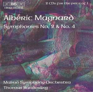 Magnard - Symphonies Nos. 2 & 4 Product Image