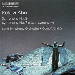 Kalevi Aho - Symphonies