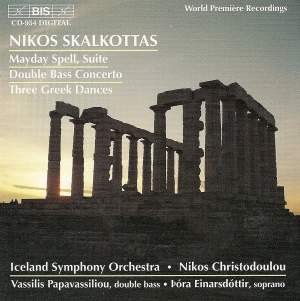Skalkottas: Mayday Spell - A Fairy Drama, Symphonic Suite, etc. Product Image