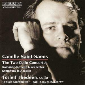 Saint-Saëns - Cello Concertos Nos. 1 & 2