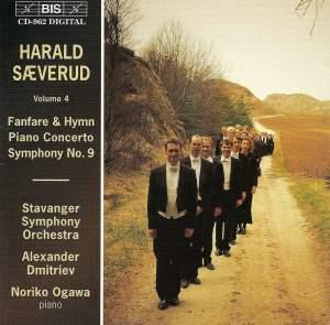 Saeverud: Symphony No. 9, etc. Product Image