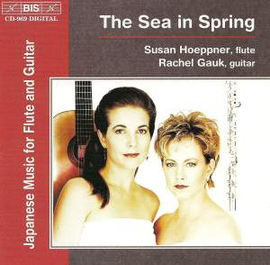 The Sea in Spring
