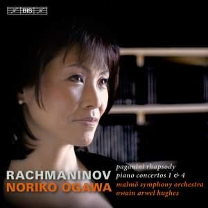 Rachmaninov: Piano Concertos Nos. 1 & 4 Product Image
