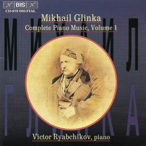 Glinka - Complete Piano Music, Volume 1 Product Image