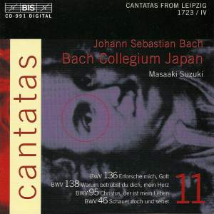 Bach - Cantatas Volume 11 Product Image