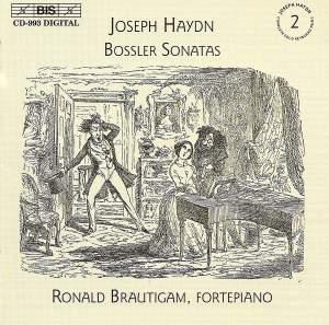 Haydn - Complete Solo Keyboard Music, Volume 2