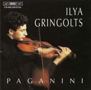 Ilya Gringolts plays Paganini