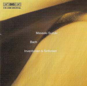 J. S. Bach - Inventions and Sinfonias