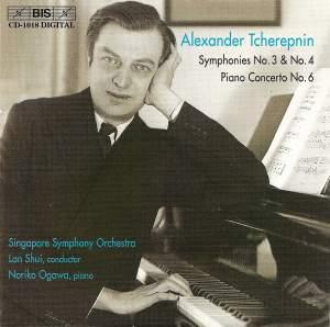 Tcherepnin: Piano Concerto & Symphonies
