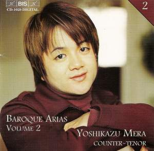 Baroque Arias for counter-tenor - Vol.2 Product Image