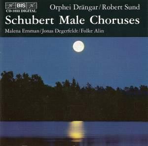 Schubert Male Choruses