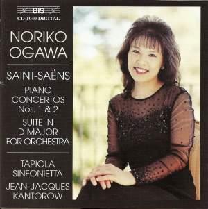Saint-Saëns - Piano Concertos Nos. 1 & 2 Product Image