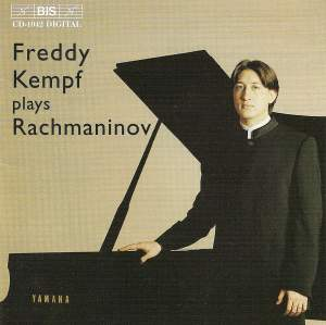 Freddy Kempf plays Rachmaninov
