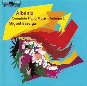 Albéniz - Complete Piano Music, Volume 2 Product Image