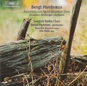 Hambraeus: Apocalipsis & Motetum Archangeli Michaelis Product Image