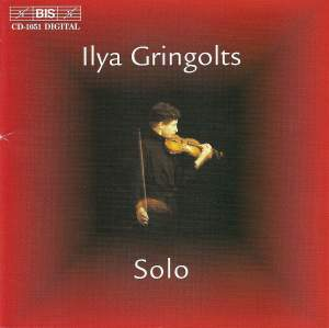 Ilya Gringolts solo Product Image
