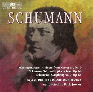 Schumann: Symphony No. 2 in C major, Op. 61, etc. Product Image