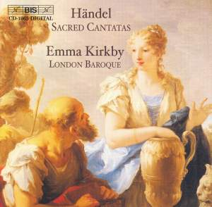 Händel - Sacred Cantatas Product Image
