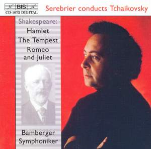 Serebrier conducts Tchaikovsky Product Image