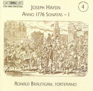 Haydn - Complete Solo Keyboard Music, Volume 4 Product Image