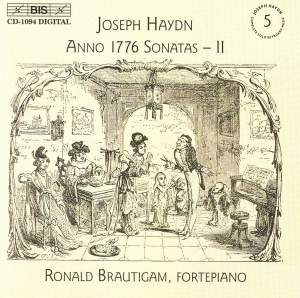 Haydn - Complete Solo Keyboard Music, Volume 5 Product Image