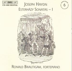 Haydn - Complete Solo Keyboard Music, Volume 6 Product Image