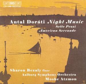 Antal Dorati - Night Music