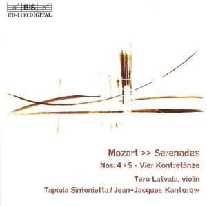 Mozart - Serenades Product Image