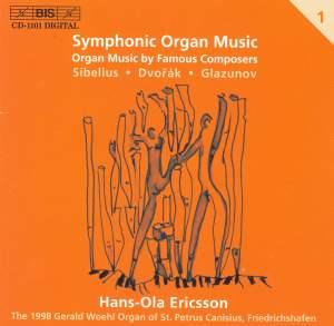Symphonic Organ Music 1 Product Image