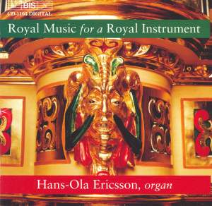 Royal Music for a Royal Instrument Product Image