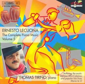 Ernesto Lecuona - Complete Piano Music, Volume 5